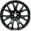 19-inch ACR Gloss Black aluminum wheels